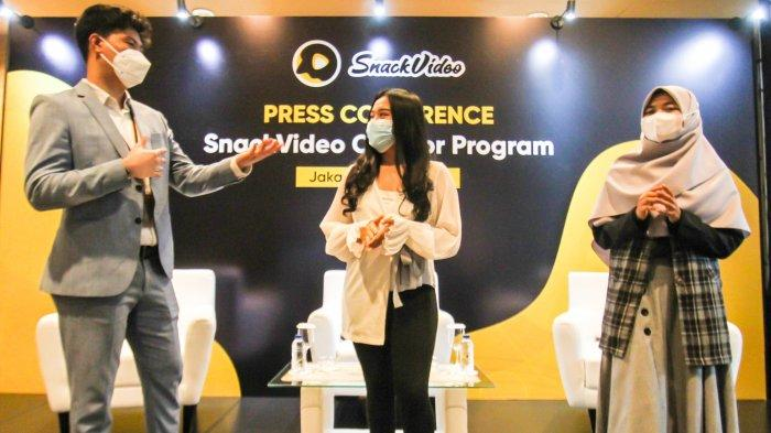 SnackVideo Investasikan Miliaran Rupiah Untuk Program SnackVideo Creator Academy