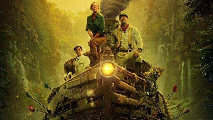 Jadwal Bioskop Kota Semarang Rabu 6 Oktober 2021, Jungle Cruise Mulai Tayang Hari Ini