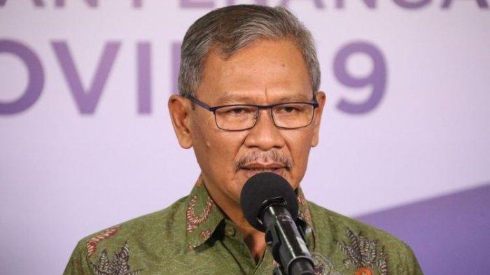 Pemerintah MintaHadi Pranoto Buktikan Klaim Temuan Herbal Obat Covid-19
