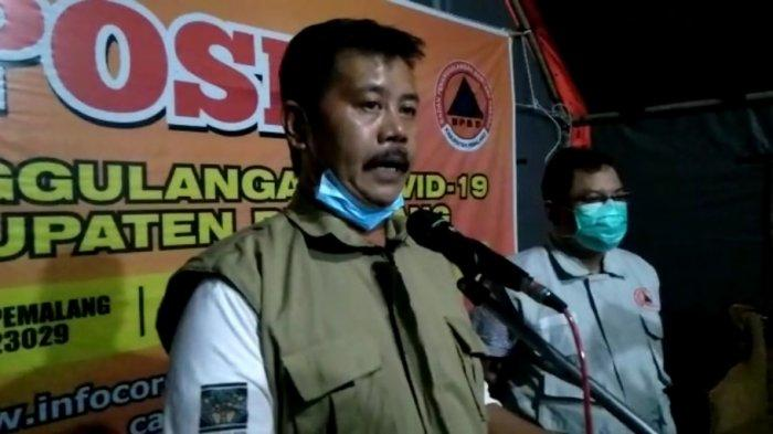 Bupati Pemalang, Sekda dan Kepala Bappeda Positif Covid-19, Diisolasi diRSUD dr M Ashari
