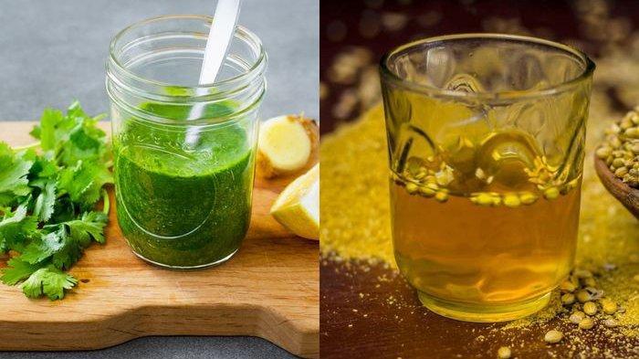 Diet Air Ketumbar yang Manfaatnya Selangit, Bisa Menurunkan Berat Badan juga Lho