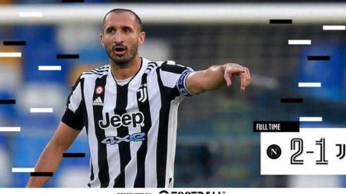 Hasil Liga Italia, Juventus Tersungkur Setelah Ditinggal Cristiano Ronaldo Ke Manchester United