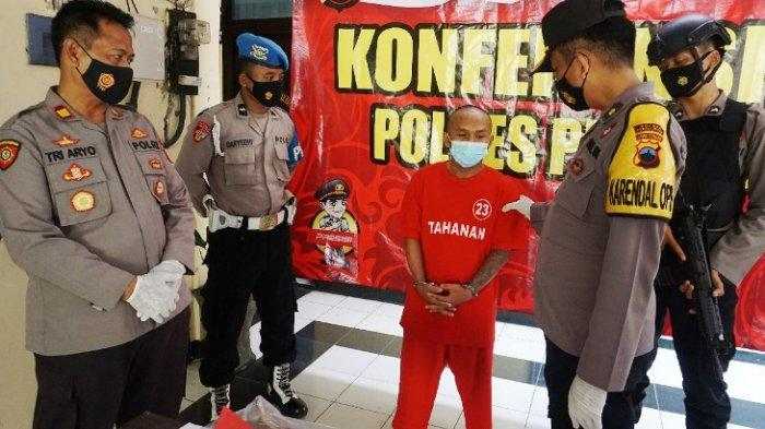 Jambret Tertangkap di Purbalingga, Pelaku Residivis Berbagai Kasus Kejahatan