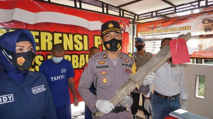 Pedagang Buah di Pasar Bobotsari Purbalingga Dipukuli Tukang Palak Pakai Balok Kayu, Modus Minta THR