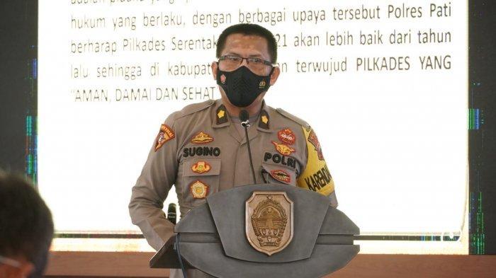 Kompol Sugino Ingatkan Para Cakades di Pati Agar Tak Libatkan Botoh