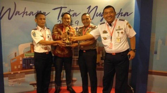 Kabupaten Pati Kembali Raih Penghargaan Wahana Tata Nugraha dariKementerian Perhubungan