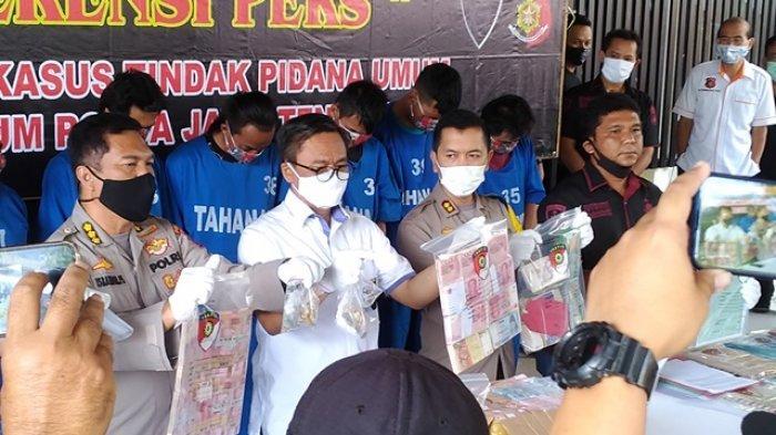 Perampok Gasak Rp 2,2 Miliar di Rumah Liem Cahyo Wijaya di Kudus