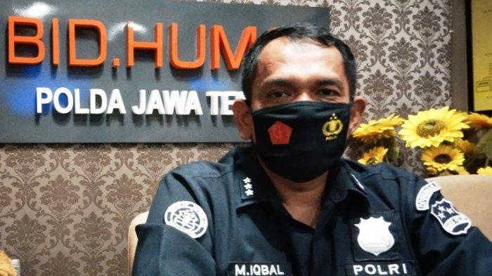 2 Terduga Provokator Unjuk Rasa Tolak PPKM di Jateng Ditangkap, N Bertugas Host Zoom Meeting