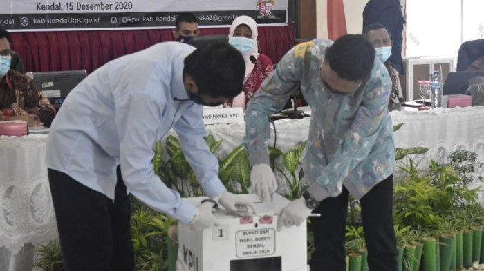 KPU Kendal Gelar Rapat Pleno Rekapitulasi hasil Perhitungan Suara