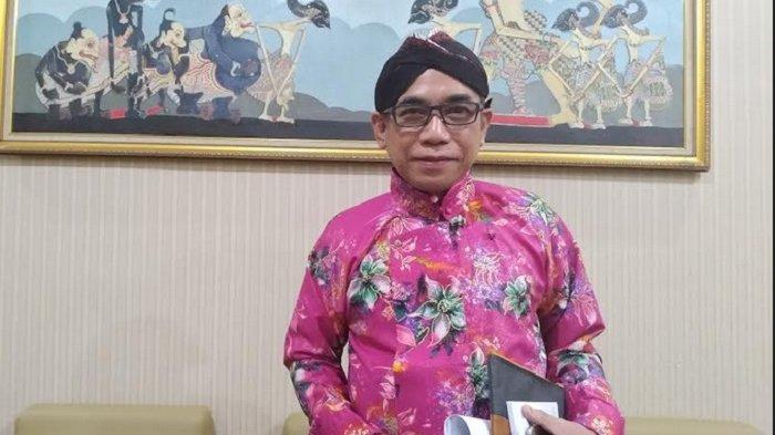 SosialisasikanJateng Gayeng Nginceng Wong Meteng, Pegawai Dinkes Main Kethoprak