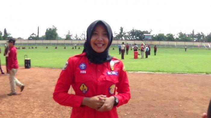 Pesan Kak Ines Pramuka yang Jadi Perwira Polisi: Berlatih Pramuka Tidak Sia-sia