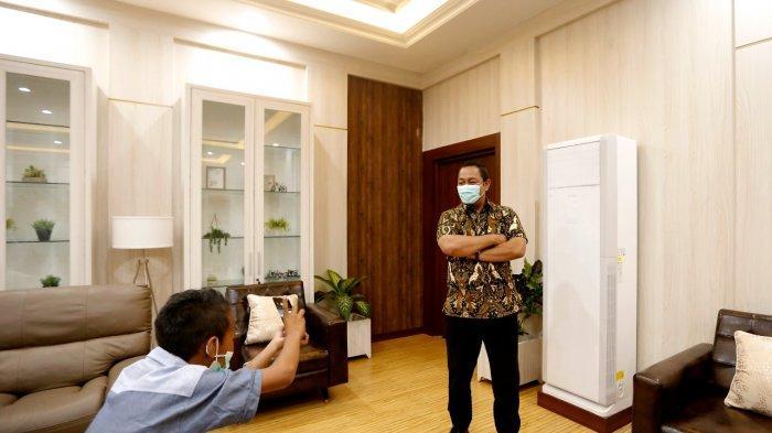 Viral Sampai Dicari Hendi, Kaka Akhirnya Diundang ke Balaikota Semarang
