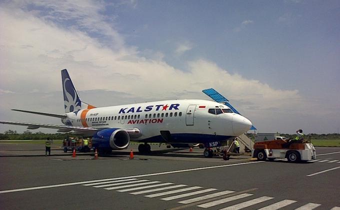 Kalstar Buka Lagi Penerbangan Langsung Semarang Ke Pontianak Tribun Jateng