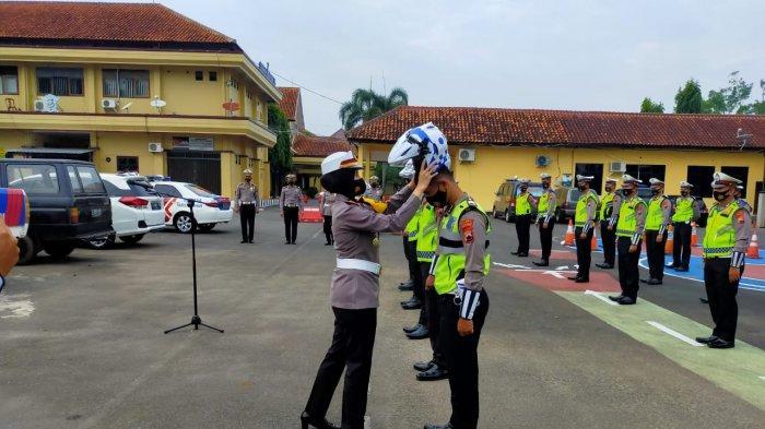 Polres Pekalongan Pasangi Kamera di Helm Anggota Polisi, Pelanggar Lalu Lintas Auto Rekam