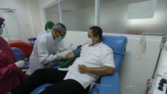 Hendi Luncurkan Program Basoka, Bantu Sesama Donor Plasma Konvalesen