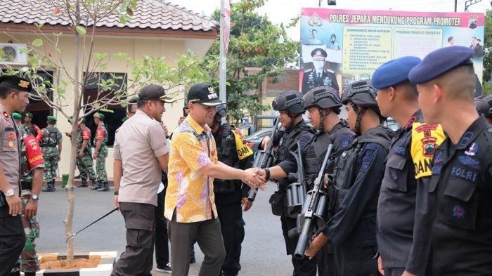 Besok Pemilihan Petinggi Serentak di Jepara, Terapkan Tiga Pola Pengamanan di 136 Desa