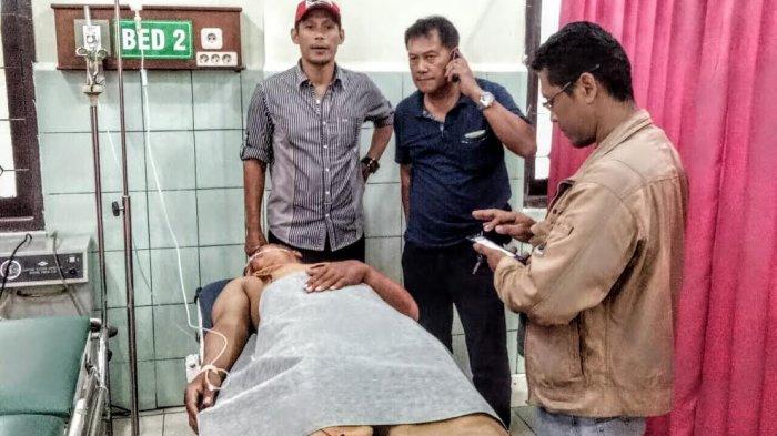 Korban masih Syok, Kompol Sugiyatmo: Penyeret Rusmini Harus segera Ditangkap
