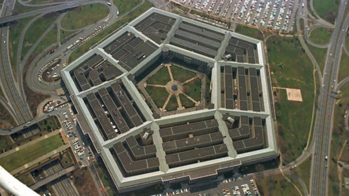 Aksi Penyerangan di Pentagon Tewaskan Seorang Polisi, FBI Ungkap Identitas Pelaku, Motif Belum Jelas