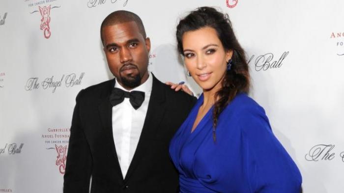 Kanye West Ungkap Keinginan Cerai Kim Kardashian Kanye Miliki Gangguan Bipolar Tribun Jateng