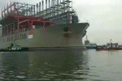 Presiden Jokowi Diagendakan Resmikan Operasional Kapal Pembangkit Listrik