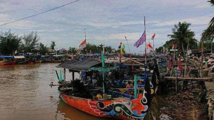 Penggiat Lingkungan Prihatin Melihat Kondisi Laut di Pesisir Roban Timur Kabupaten Batang