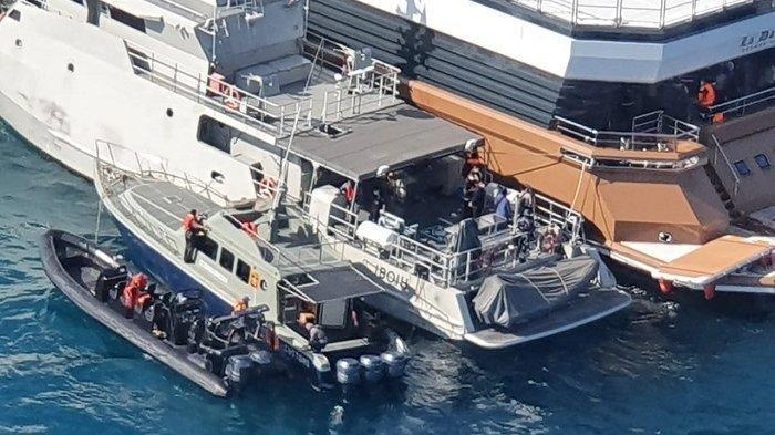 Kapal Rusia Terpergok Masuk Perairan Aceh Tanpa Izin, Kemenkumham Luncurkan Drone