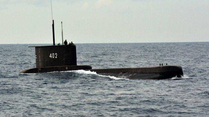 2 Benda Penting KRI Nanggala Ditemukan Kapal MV Swift Rescue