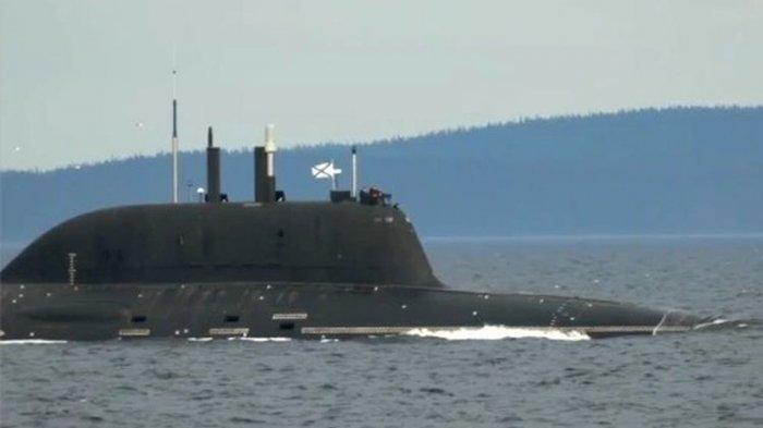Kapal Selam Baru Rusia Mampu Musnahkan Kota-kota AS