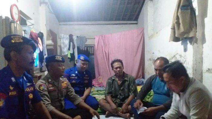 Cerita ABK Selamat Asal Tegal, Kapal Pencari Cumi Terbalik di Perairan Bangka, Dua Orang Hilang