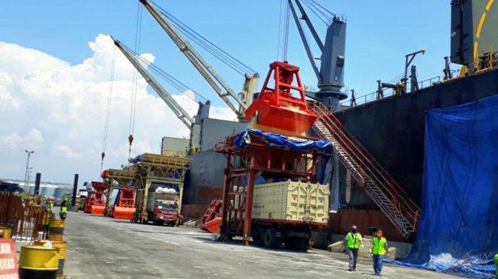 Nilai Ekspor Jateng Capai Naik 18,56%