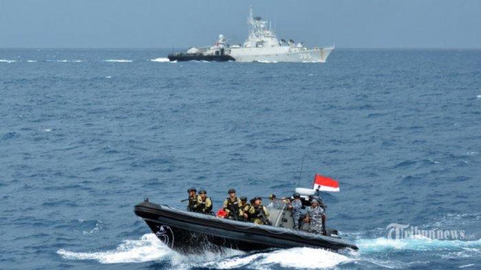 Indonesia Bantah Tembak Kapal Vietnam di Laut Cina Selatan, Aan Sebut Hanya Mengusir