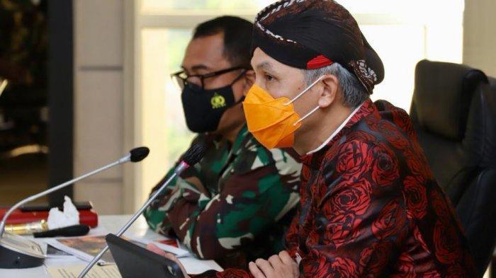 Polda Jateng gelar rapat lintas sektoral menjelang operasi ketupat candi 2021