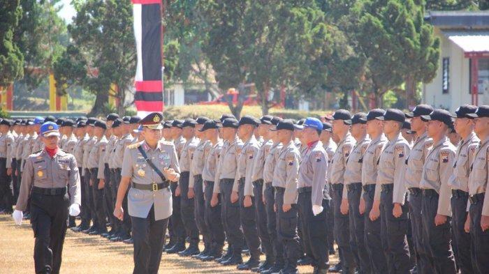 Pesan Kapolda Jateng saat Buka Pendidikan Pembentukan Bintara di SPN Purwokerto