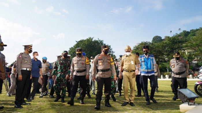 Polda Jateng Siapkan 14 Posko Di Perbatasan Untuk Pelaksanaan Penyekatan