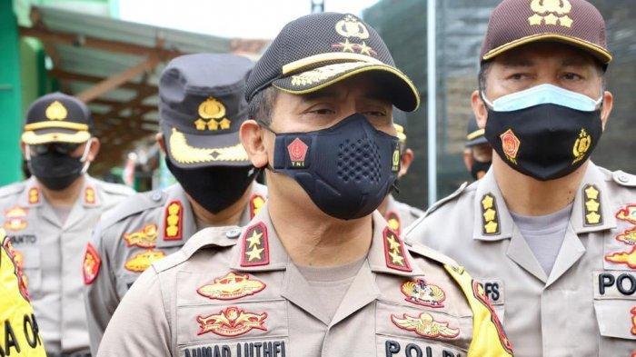Polda Jateng Siapkan Operasi Yustisi dalam Pelaksanaan PSBB di Tiga Wilayah Ini