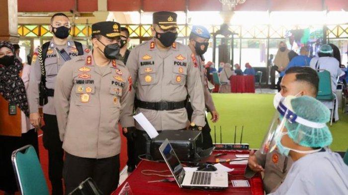 Kapolda Ingatkan Forkompinda Kabupaten Tegal, Ada 400 Kasus Covid Aktif: Ini Warning Bersama!