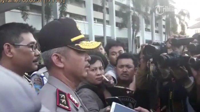 VIDEO Kapolda Jateng Dikerubuti Wartawan Tanya Penyebab Tewasnya Taruna Akpol