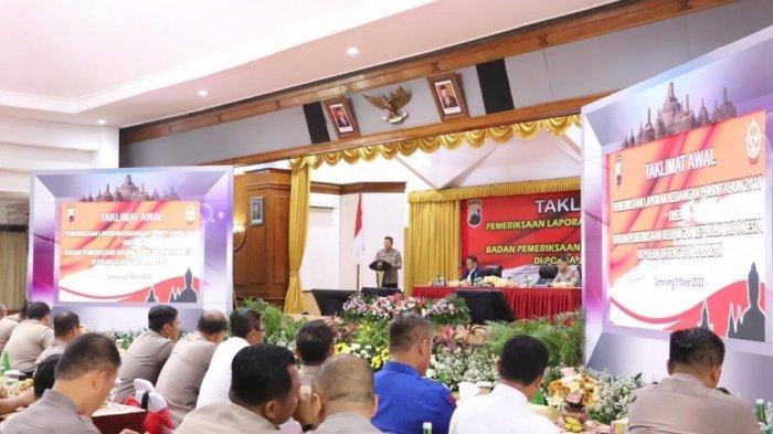 Polda Jateng Dipilih Jadi Obyek Pemeriksaan Keuangan dan Kinerja BPK RI