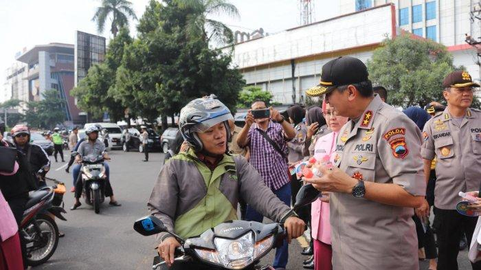 Ditlantas Polda Jateng Jamin Tidak Menilang SIM Habis Masa Berlaku Tanggal 24 Maret - 29 Mei 2020