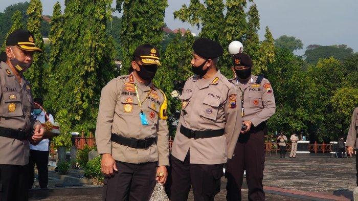 Kapolda Jateng Peringatkan Anggota Polisi di Lapangan Wajib TertibProtokol Kesehatan