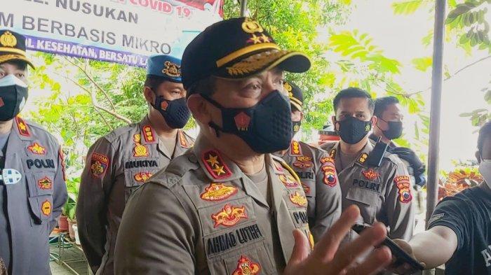Polda Jateng Siapkan Pasukan Khusus Antiteror untuk Antisipasi Aksi Terorisme