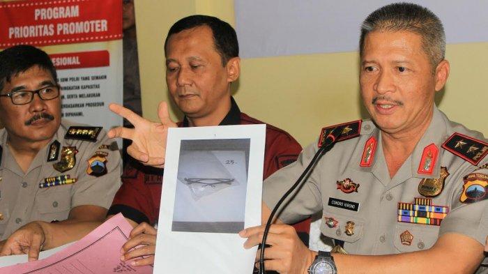 Pembunuh Siswa SMA Taruna Nusantara Pernah Kepergok Curi Uang