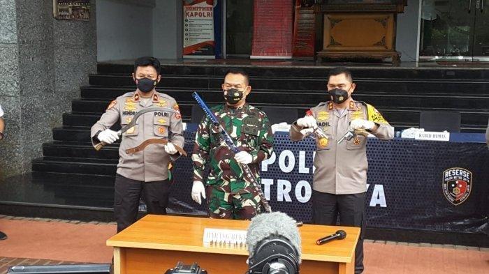 Kodam Jaya Tanggapi Kritik Muhammadiyah Soal Mayjen Dudung yang Ikut Konpres Penembakan Laskar FPI