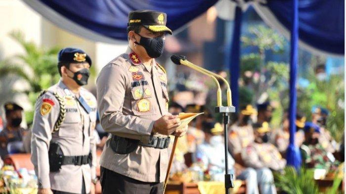 Kapolda Jateng Tegaskan Operasi Patuh Candi 2021 Seratus Persen Bersifat Simpatik dan Humanis