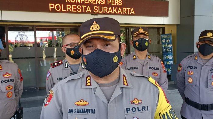 Operasi Patuh Candi 2021, Polresta Solo Terjunkan 6 Mobil Masker hingga Tingkat RT