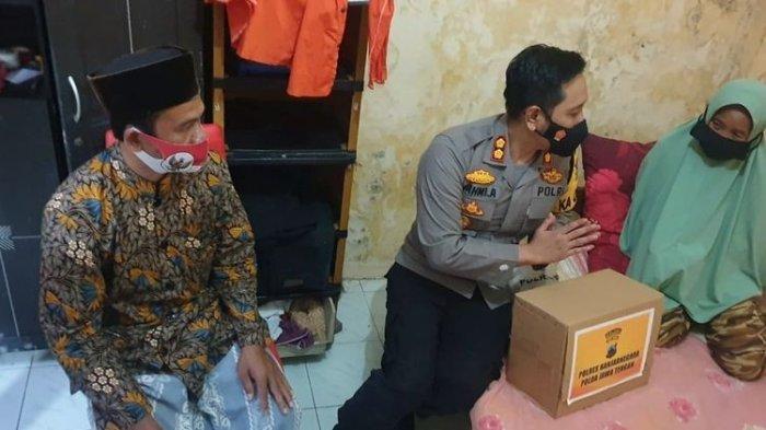 Polisi Bebaskan Nenek Asal Cilacap yang Mencopet di Banjarnegara Karena Dagangannya Tak Laku