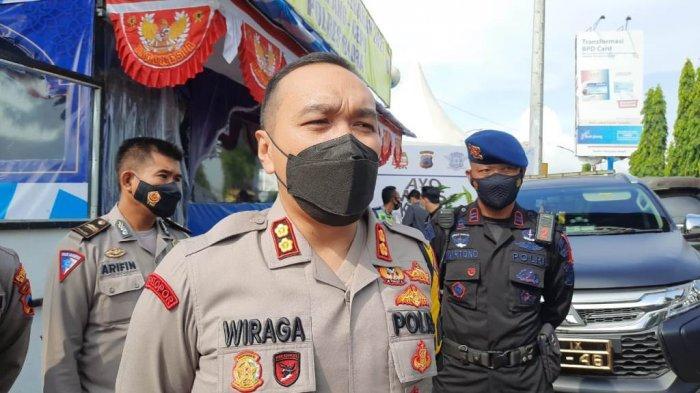 127 Kendaraan Pemudik Diminta Putar Balik di Blora Pos Perbatasan dengan Jawa Timur