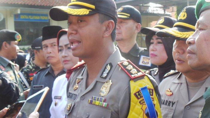 3 Larangan Personel Polres Brebes saat Jaga TPS Pilgub Jateng 2018
