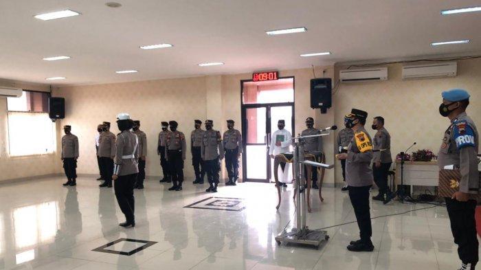 Rotasi Jabatan di Polres Jepara, Kabag Ops Diganti