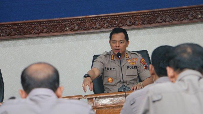 Kapolres Kebumen Imbau Jajaran Tingkatkan Patroli Malam